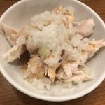 餃子の福包 - 鶏ささみ