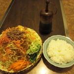 ×MOMIJI×(もみじ) - そば飯