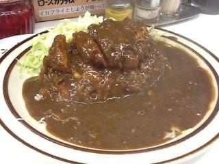 キッチン南海  駒場店 - カツカレー