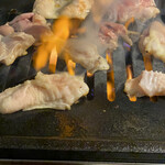 地鶏焼肉 一鳥 -