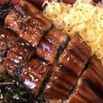 げんき亭 - 料理写真:国産鰻と信じて・・