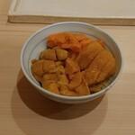 Sushiwatanabe - うに食べ比べ小鉢