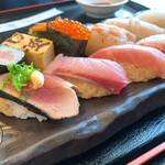 鮨と旬菜処 須田 -