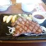 ステーキガスト - 熟成ロースステーキ150g
