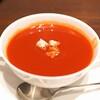芳味亭 - 料理写真:トマトの冷製スープ