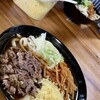 Taigaudon - 料理写真:本日の吉田のうどんランチ