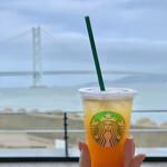スターバックスコーヒー - 柚子シトラス&ティ