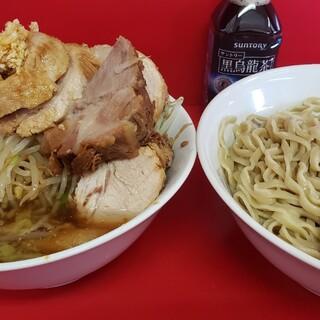 ラーメン二郎 - 料理写真:奇跡の1290円つけ麺(・∀・)