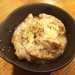 もつ焼 碁ゑん - バラ軟骨煮