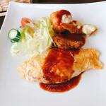 洋食専門店くろくろ - 料理写真:オムライスセット