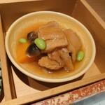料理家 仄り - 鶏モモ肉おろし煮