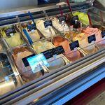 ジェラテリア ジェラボ - 冷凍ケースのジェラート