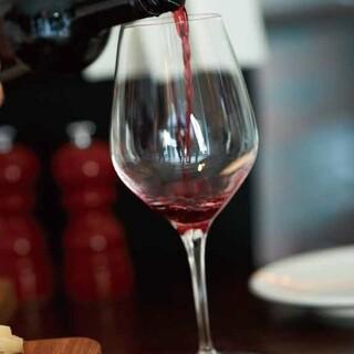 【ガブ飲み】グラスワイン(赤・白)、ハイボール390円