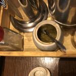 らー麺 あす香 - 料理写真:柚胡椒