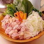清流鶏 コラーゲン水炊き