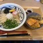 134243578 - おろしダシ醤油 480円                       ミニ天丼    300円