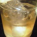 笑かど - 太閤梅っていう限定のおいしい梅酒