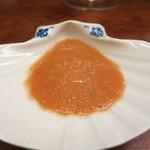 玉木 - 揚げ物のガスパッチョ ソース