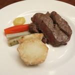 玉木 - 山形牛のステーキ