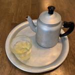 ビンヤン - お茶。ジャスミンとプーアールのmix
