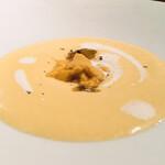 CANTINETTA SALUS - 玉蜀黍冷製スープ
