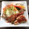ソルナダ - 料理写真:ジャークチキン丼
