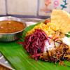 月曜スリランカカレー - 料理写真: