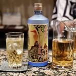 SAITANIYA - 黒糖焼酎