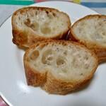 134256375 - 「生きているパン!」という感じで香りまで美味しい