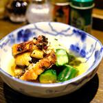 小川の魚 - 料理写真: