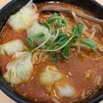 餃子市場 - 担々麺(¥790円 税抜き)