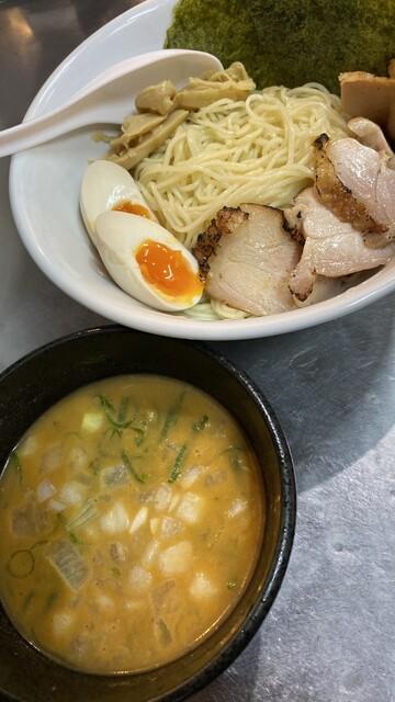 麺匠 ようすけ 下高井戸店の料理の写真