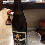 134261479 - サッポロ黒ラベル瓶生