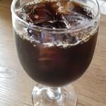 パーラー&喫茶 BC - モーニングセット(ピザトーストM/ゆで卵セット)(940円) のセットコーヒー変更(ホット→アイス)(50円)