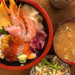 鮨英 - 極上海鮮丼