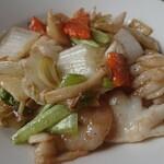 中国料理 なすの華 -