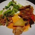 タイサバイ パルコ店 - ブッフェ料理