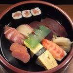 寿司紀尾井 - 料理写真:1,200円の中鮨
