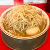 ジャンプ - 料理写真:ラーメン並盛り800円野菜、味玉