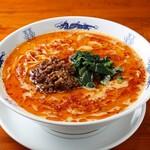 中華麺キッチン まくり - 担々麺