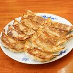 中華麺キッチン まくり - 十餃子