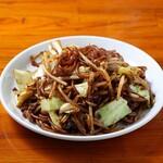中華麺キッチン まくり - 上海風焼きそば