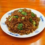中華麺キッチン まくり - 黒酢チャーハン