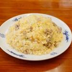 中華麺キッチン まくり - 玉子チャーハン