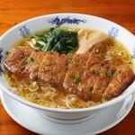 中華麺キッチン まくり - パーコー麺