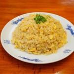 中華麺キッチン まくり - バターしょうゆチャーハン
