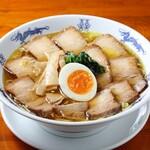 中華麺キッチン まくり - チャーシューメン