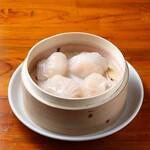 中華麺キッチン まくり - エビ餃子