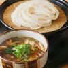 平次のおうどん - 料理写真:肉汁うどん