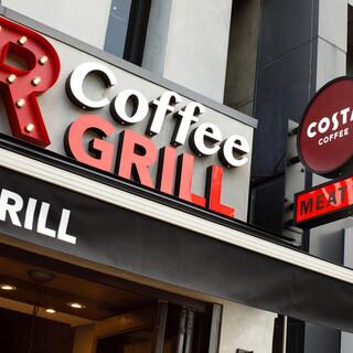 モーニング利用可能!ロンドン発「コスタコーヒー」が飲めるお店